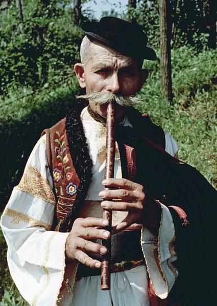 Fujarista a píšťalkár Ján Nosáľ 001-02