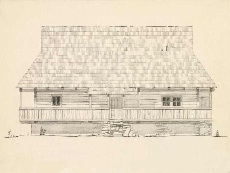 Obytný dom v Liskovej 001-03