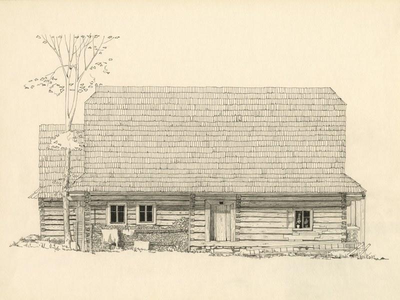 Obytný dom v Ivore 001-02