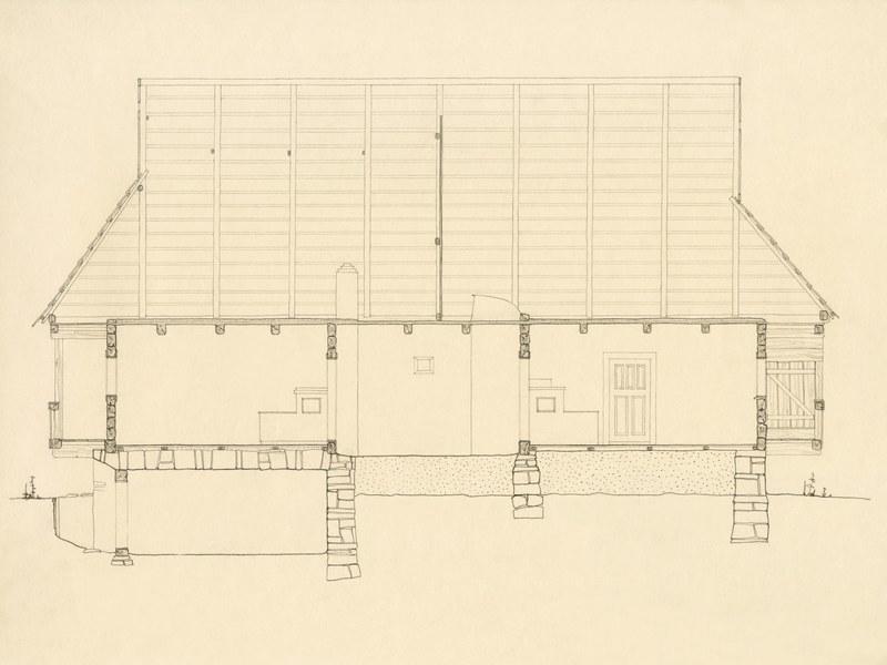 Obytný dom v Liskovej 001-05