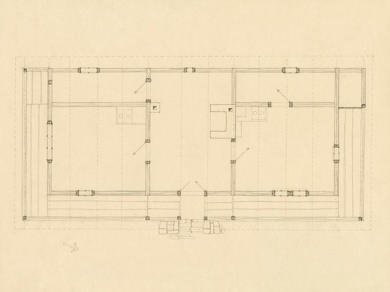 Obytný dom v Liskovej 001-06