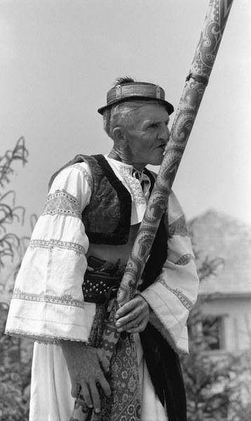 Fujarista a píšťalkár Jozef Rybár