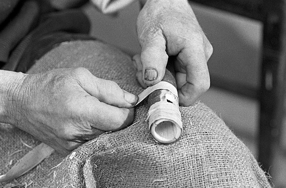 Výroba rífovej píšťaly  001-08