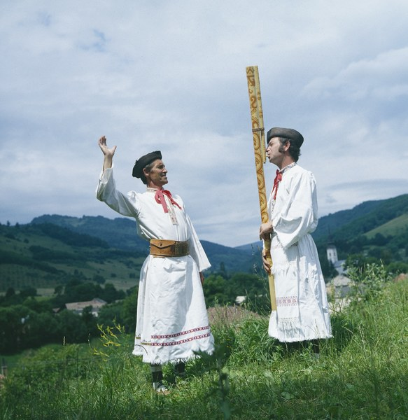 Spevák a fujarista z Kokavy nad Rimavicou