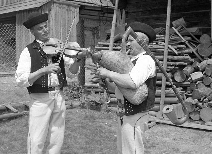 Gajdošská ľudová hudba z Oravskej Polhory 001-03