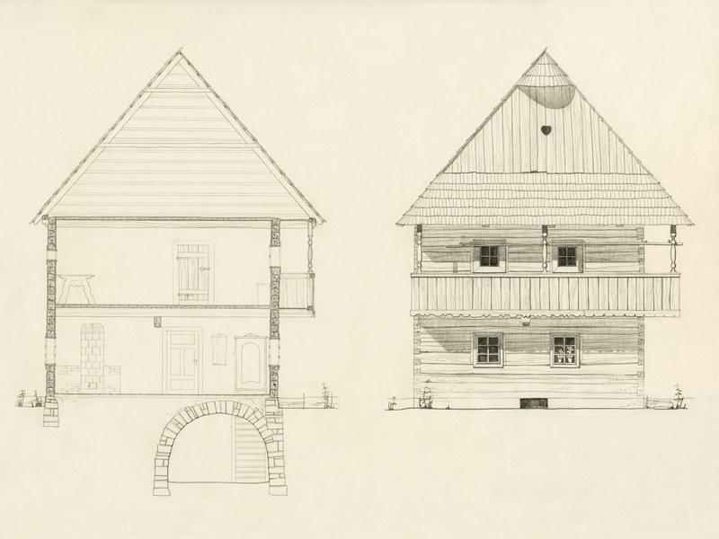 Obytný dom v Hornom Jasene 001-01